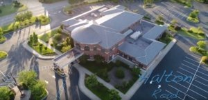 Jervey Eye Group, P.A.- Eye Doctor Offices from a Drone's POV